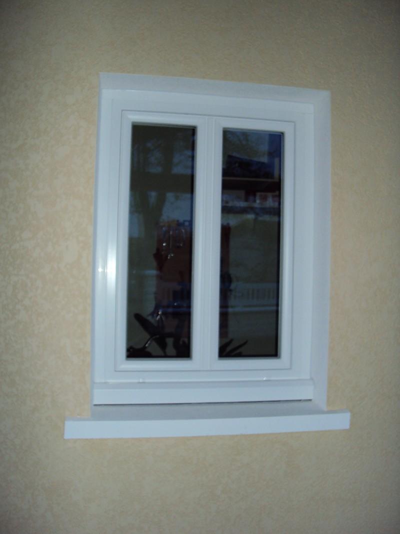 Fenetre PVC renovation